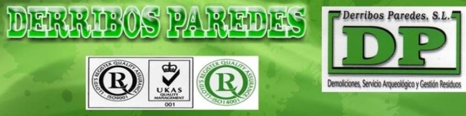 Derribos Paredes, S.L.
